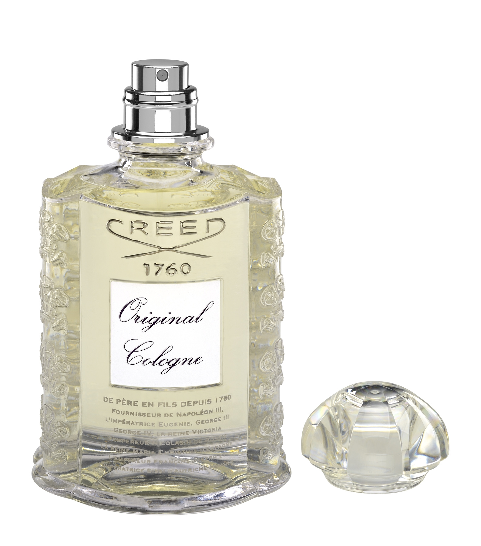 The Perfume Magazine Creed Original Cologne Review By Michael Davis