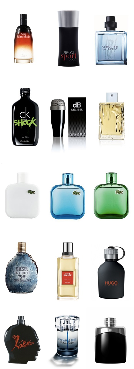 Twenty Years Of Best Feminine And Best Masculine Perfumes And