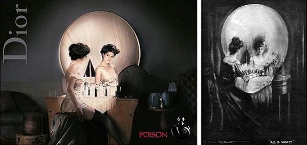 The perfume magazine december 31 2012 for Desire miroir miroir